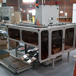 5-axis packaging